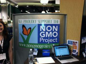 Non GMO booth