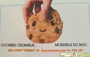 cookies crumbleAVmeme