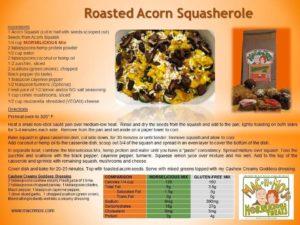 Morselicious Roasted Acorn Squasherole