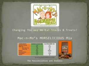 Mac-n-Mo's MORSELICIOUS Mix