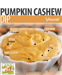 Morselicious Pumpkin Cashew CheeZe