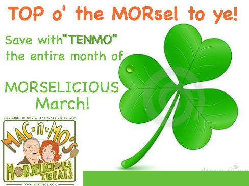 Top O' the MORSEL