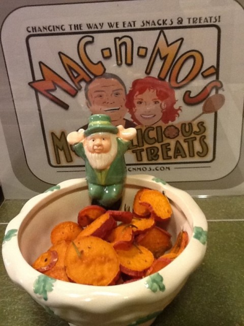 Morselicious Sweet Potato Chips