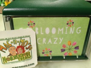 Blooming crazy