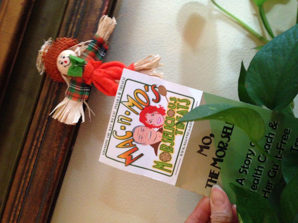 Morselicious Scarecrow