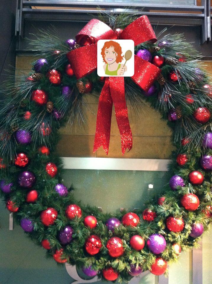 Morselicious Christmas Wreath